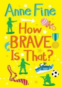 The cover of 'How Brave is That?'
