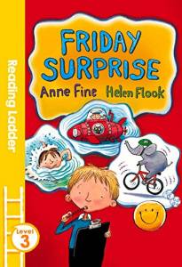 The cover of 'Friday Surprise'