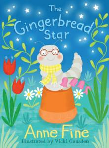 The cover of 'The Gingerbread Star'
