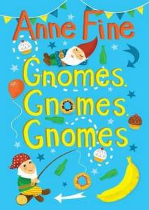 The cover of 'Gnomes, Gnomes, Gnomes