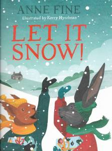 The cover of 'Let it Snow!'