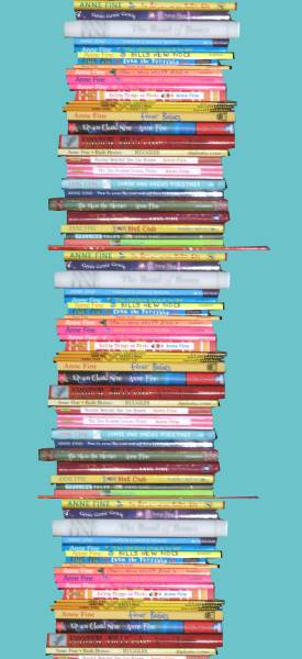 Anne Fine: Books for middle readers