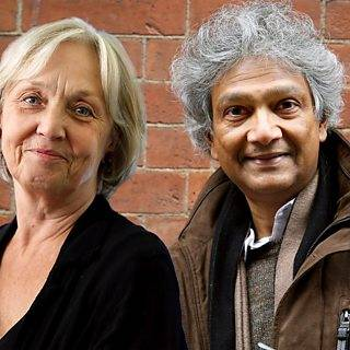 Anne Fine and Romesh Gunesekera, NOT at the Norwich and Norfolk Festival